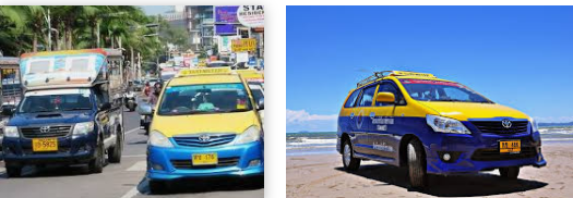 Lost found taxi Pattaya