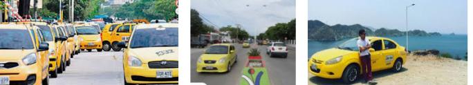 Lost and found taxi Santa Marta