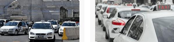 Lost found taxi Venice