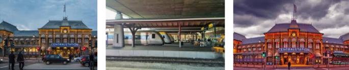 Lost found train station Goteborg