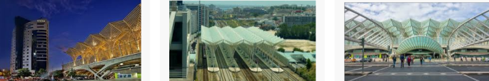 Lost found train station Lisbon