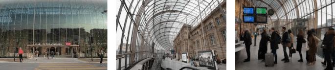 Lost Found train station Strasbourg