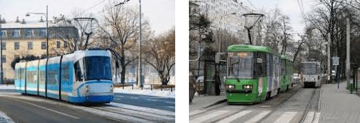 Lost found tram Wroclaw