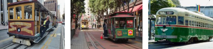 Lost found tramway San Francisco