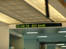 Top-Speed: 431km/h
