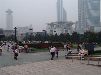Renmin Square