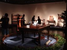 Chinese Ming and Qing Furniture Exhibition