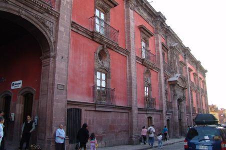 Casa del Mayorazgo de Canal