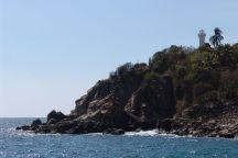 Fußweg entlang der Küste & Leuchtturm