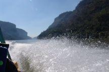 Lancha-Fahrt auf dem Cañón del Sumidero