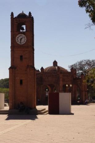 Uhrenturm und La Pila