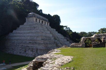 Templo de las Insripciones