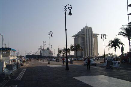 Pemex Building am Paseo del Malecón