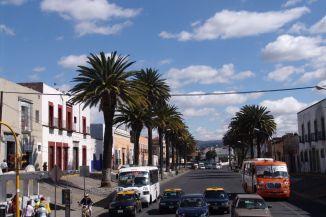 Stadtrundfahrt in Puebla (Turibus)