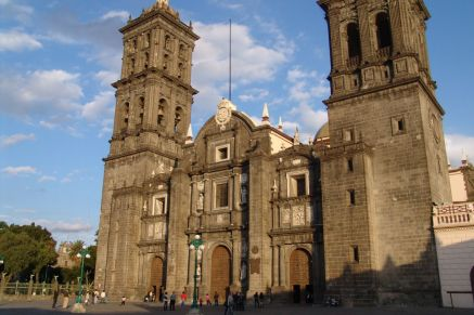 Kathedrale von Puebla