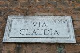 Via Claudia