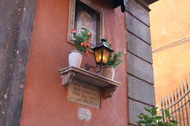 Spaziergang durch Roms Gassen