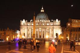 San Pietro in Vaticano (Peterskirche) & Piazza San Pietro (Petersplatz)