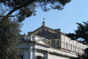 San Paolo fuori le Mura (Sankt Paul vor den Mauern)