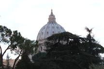 Kuppel von San Pietro in Vaticano (Peterskirche)