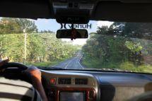 Auf dem Weg nach San Blás