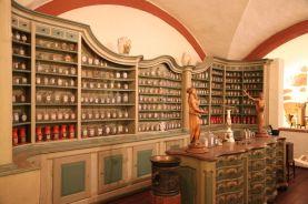 Apothekenmuseum im Heidelberger Schlos