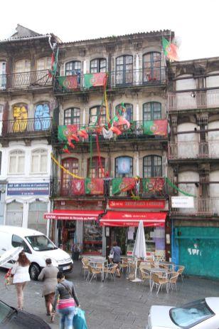 portugisischer Nationalstolz