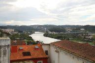Blick auf den Rio Mondego von der Universidade Velha