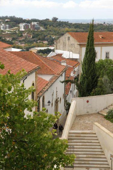 Blick von der Universidade Velha