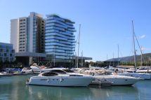 Hafen & Casino von Tróia