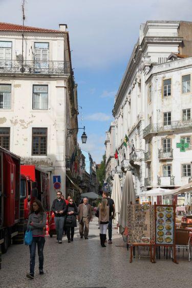 Rossio, Lissabon