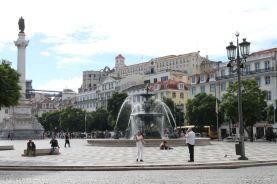 Praça Dom Pedro IV. (Rossio)