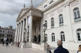 Teatro Nacional Dona Maria II.