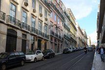 Rua Alecrim, Chiado, Lissabon