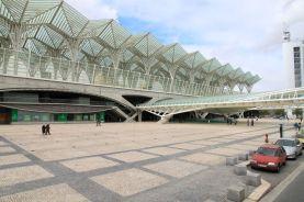 Gare do Oriente, der Ostbahnhof