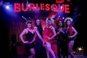Spettacolo di Burlesque