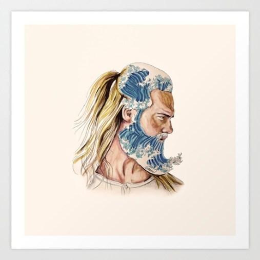 king-of-waves-prints