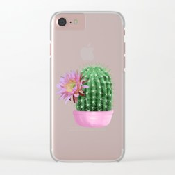 cactus-flower-serie-1-clear-cases