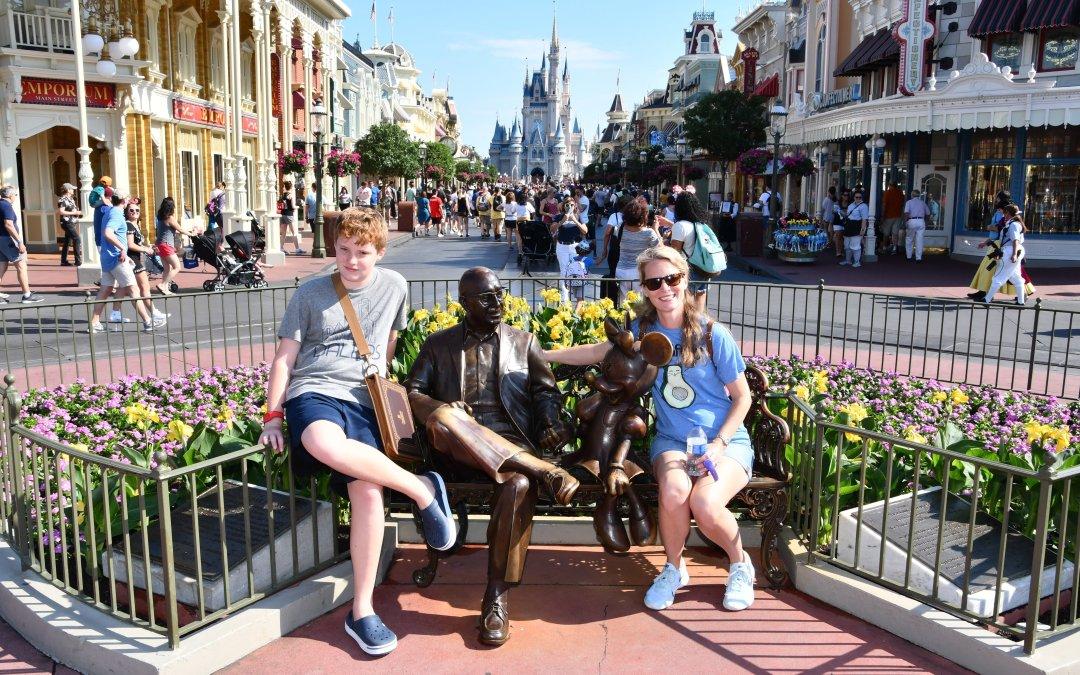 Disney World Recap plus a Few Tips