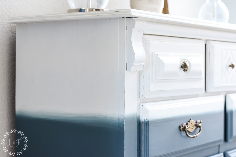 how-to-paing-furniture-Blended-Ombre-Finish