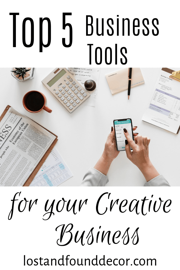 Business Tools for Creative Businesses