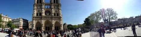 Norte Dame, Paris