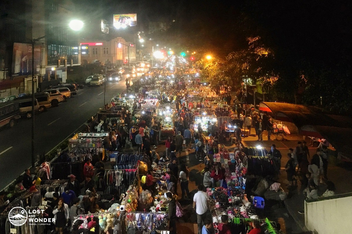 Baguio Night Market at Harrison Road: Quick Guide and Experience