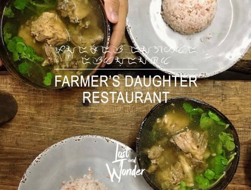 Experience Pure Cordilleran Cuisine at Farmer's Daughter Restaurant