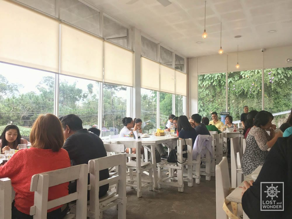 Photo inside Canto Bogchi Joint in Baguio