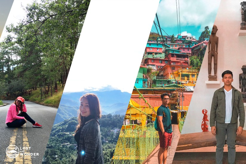 Photo of Baguio Tourist Spots