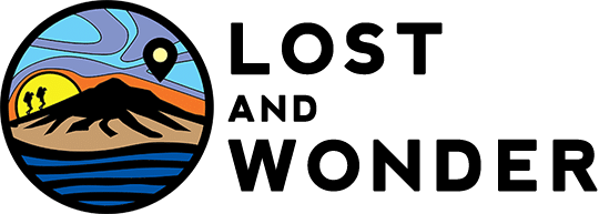 Logo of Lost and Wonder