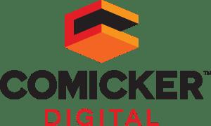 Comicker Digital LogoV2