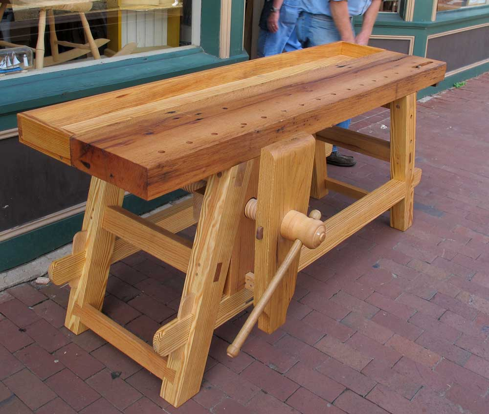 Moravian Workbench Will Myers
