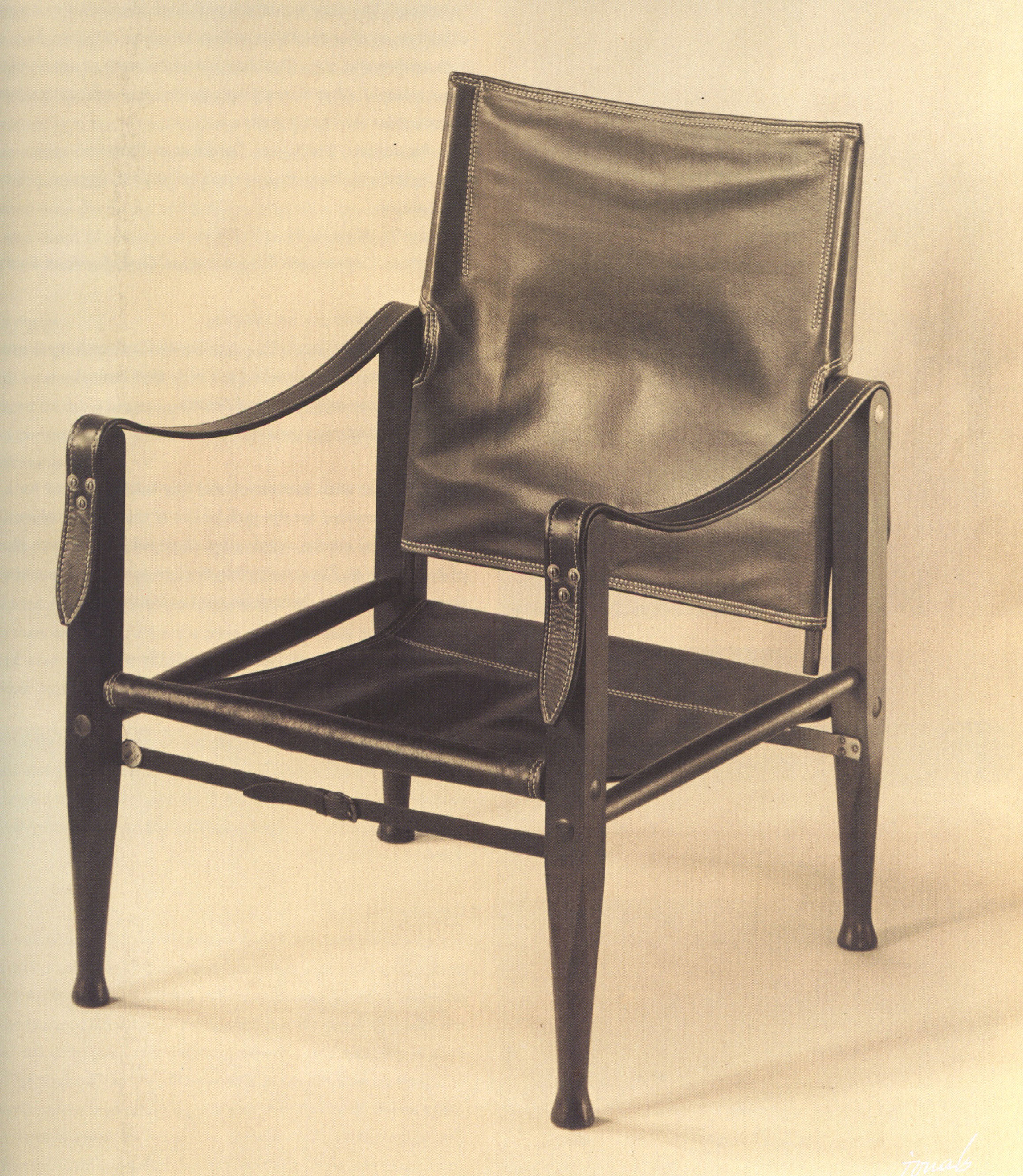 Safari Chairs Kaare Klint Safari Chairs Early Later Lost Art Press